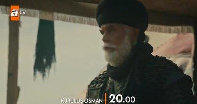 Kuruluş Osman 30. bölüm 2. fragmanı yayınlandı! Osman Bey  babası Ertuğrul Bey'le kavuşuyor