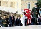 Büyük Zafer'in 97. yıl dönümü! Başkan Erdoğan Anıtkabir'de...