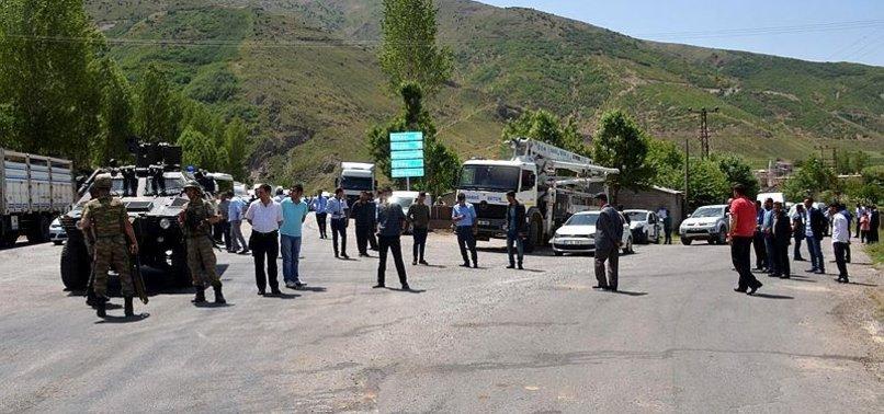 POLİS NOKTASINA SALDIRI!.. 3 PKK'LI TERÖRİST ÖLDÜRÜLDÜ, 3 VATANDAŞ YARALI!