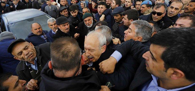 CHP VE MEDYASININ SİYASİLERE SALDIRILARDA ÇİFTE STANDARDI!