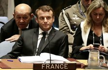 Fransa Cumhurbaşkanı Macron'dan Barzani'ye referandum çağrısı