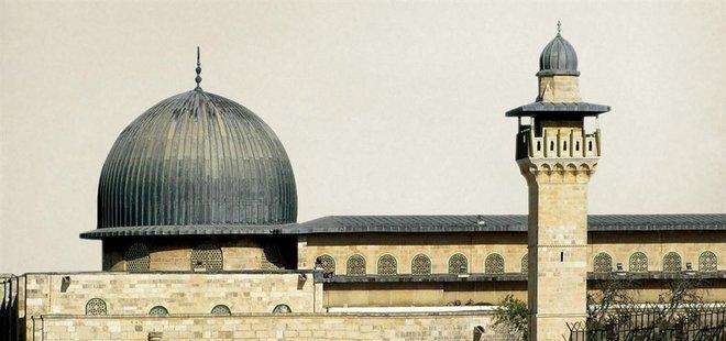 İSRAİL'DEN KÜSTAHMESCİD-İ AKSA AÇIKLAMASI