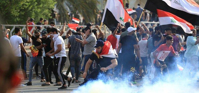 IRAK'TA OLAYLAR BÜYÜYOR! ÖLÜ SAYISI AÇIKLANDI