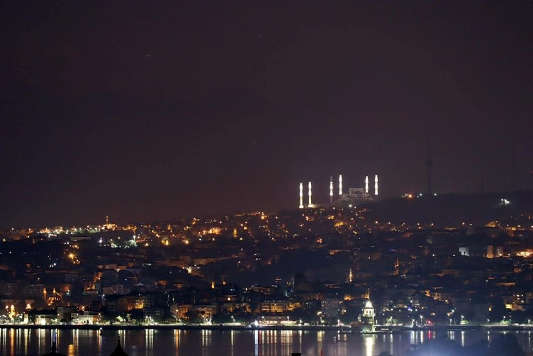 İSTANBUL'DA BİR İLK YAŞANDI!