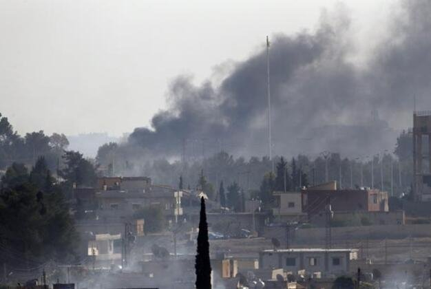 Teröristler, TIR'larla gelen milyonlarca liralık silahı bırakıp kaçtılar