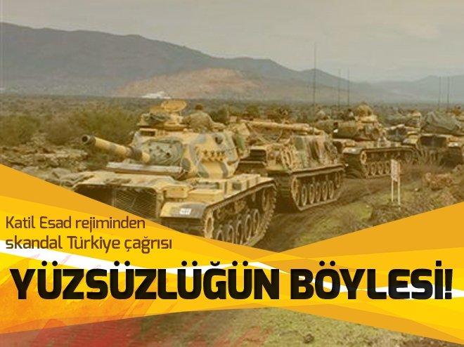 'BİRLEŞİP, TÜRK ASKERLERİNE DİRENİN' ÇAĞRISI!