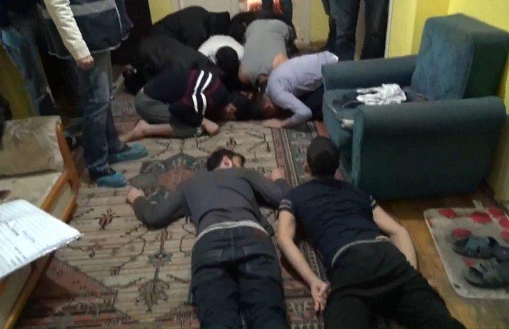 Sakarya'da Pkk, Fetö Ve Deaş Operasyonunda 11 Tutuklama