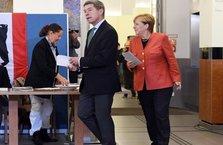 Merkel 4.kez başbakan!