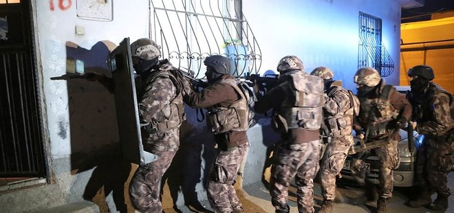 PKK'YA HAVA DESTEKLİ NEVRUZ OPERASYONU!..