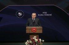 Cumhurbaşkanı Erdoğan: Bir gece ansızın gelip Sincar'ı da temizleriz