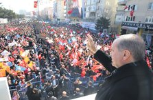 Cumhurbaşkanı Erdoğan: Her geçen gün zafere biraz daha yaklaşıyoruz