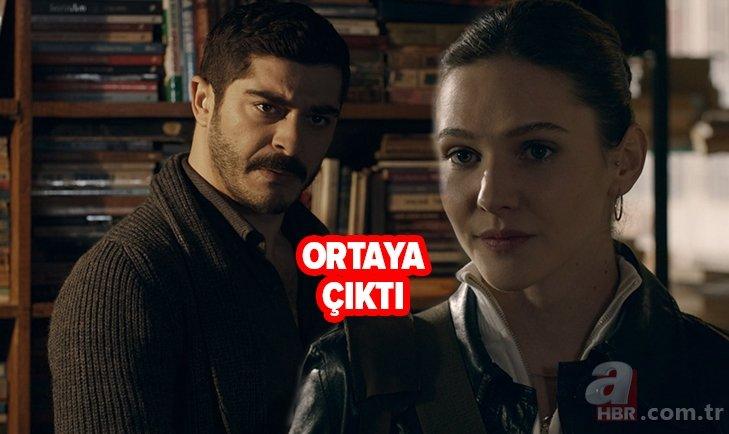 Maraşlı dizisinin yıldızları Burak Deniz ile Alina Boz arasındaki gerçek olay oldu!  İşte ATV'nin yeni dizisi