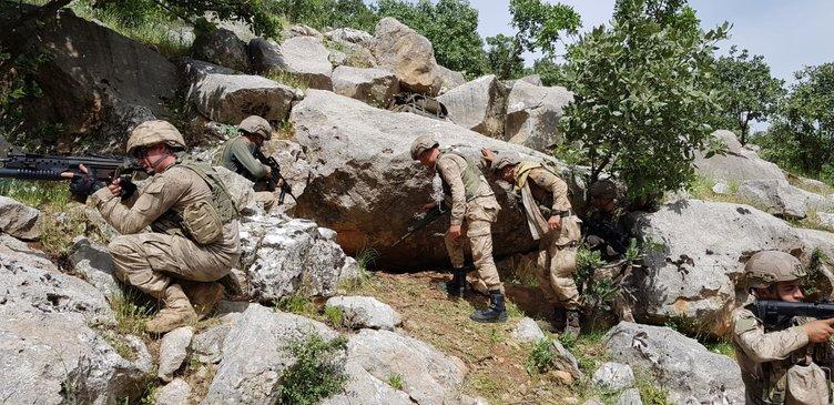 PKK'NIN SÖZDE KARADENİZ KARARGAHI BULUNDU