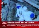 Ermenistan Azerbaycanda çocukları hedef aldı! Yazıklar olsun!