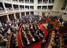 Yunanistan Parlamentosunda skandal! İslamiyet'e hakaret etti