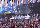 Başkan Erdoğan'a pankart sürprizi