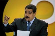 Maduro'dan petro açıklaması