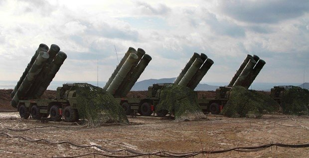 Rusya S-400 ile ilgili görsel sonucu
