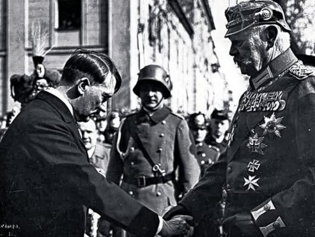 a report on the ascent and plummet of adolf hitler