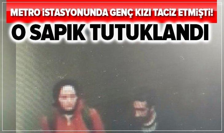 METRO İSTASYONUNDAKİ SAPIKLA İLGİLİ FLAŞ GELİŞME!