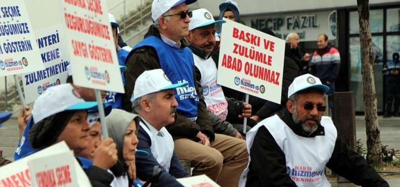 CHP VE HDP'NİN İŞÇİ KIYIMINA TEPKİ BÜYÜK: HESABINI SORARIZ