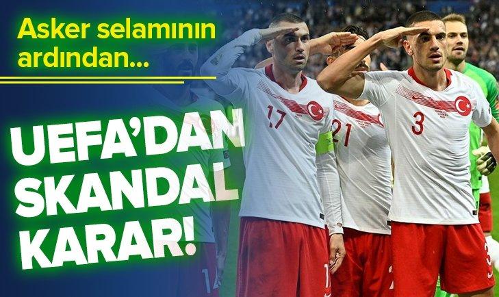 UEFA'DAN SKANDAL KARAR! SORUŞTURMA BAŞLATTI...