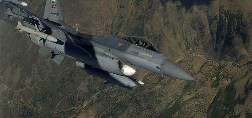 SINIR ÖTESİNDE 3 PKK'LI TERÖRİST ÖLDÜRÜLDÜ
