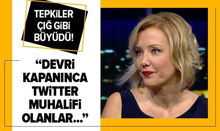 DEVRİ KAPANINCA TWİTTER MUHALİFİ OLANLAR...
