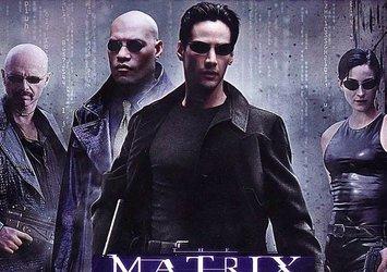 Matrix 4 sinemaya geliyor! Keanu Reeves...