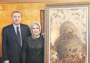Erdoğan'ın önerisiyle yeni bir sanat tekniği: Maridin