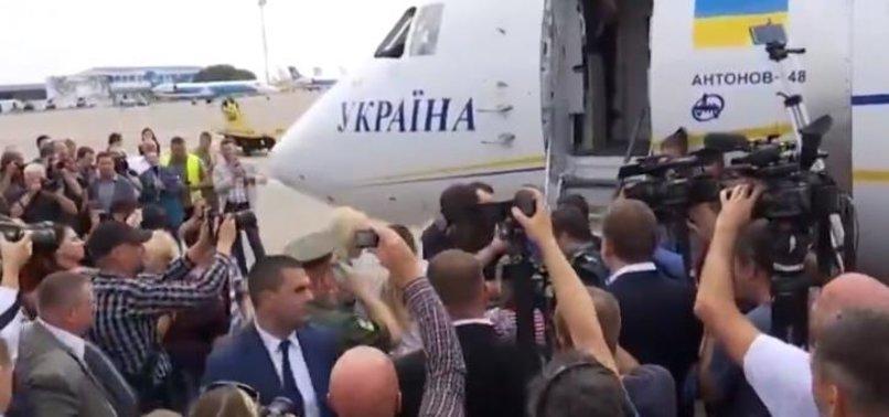 RUSYA VE UKRAYNA ARASINDAKİ ESİR DEĞİŞİMİ