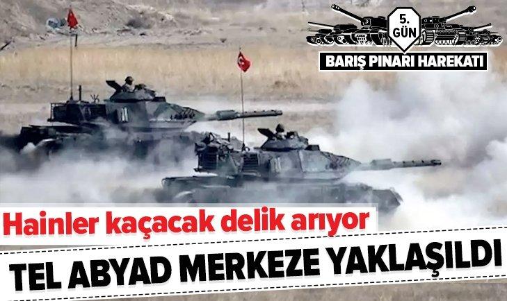 BARIŞ PINARI HAREKATI'NDA ÖNEMLİ GELİŞME