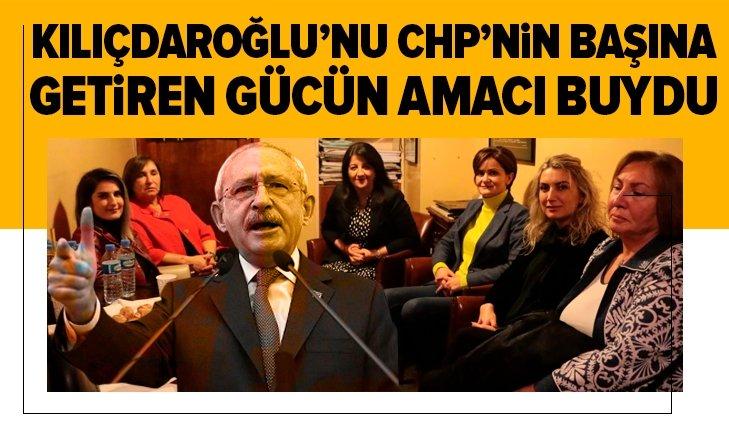 Zafer Şahin: Kemal Kılıçdaroğlu'nu CHP'nin başına getiren gücün amacı buydu