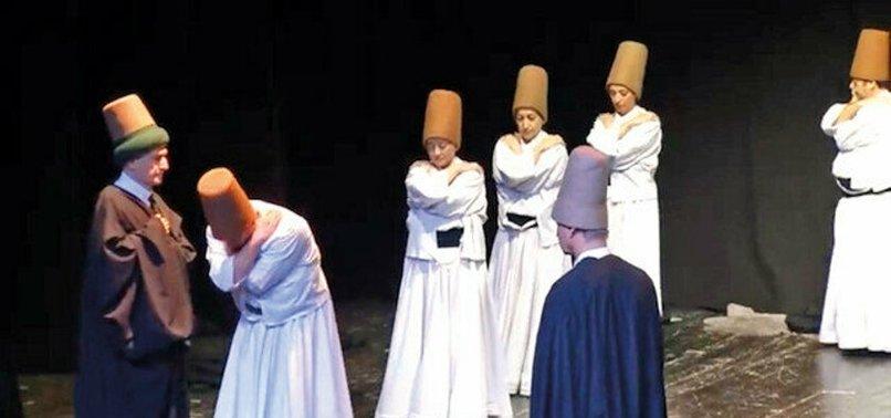 Mevlânâ'nın torunu Esin Çelebi Bayru'dan İBB'ye tepki: 700 yıllık geleneğin dışına çıkıldı