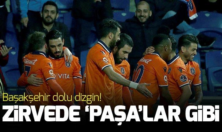 ZİRVEDE 'PAŞA'LAR GİBİ!