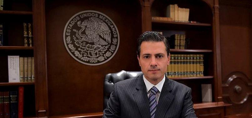 MEKSİKA BAŞKANI, TRUMP'IN RESTİNİ GÖRDÜ
