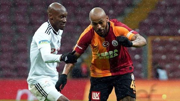 Beşiktaş Galatasaray maçı CANLI...