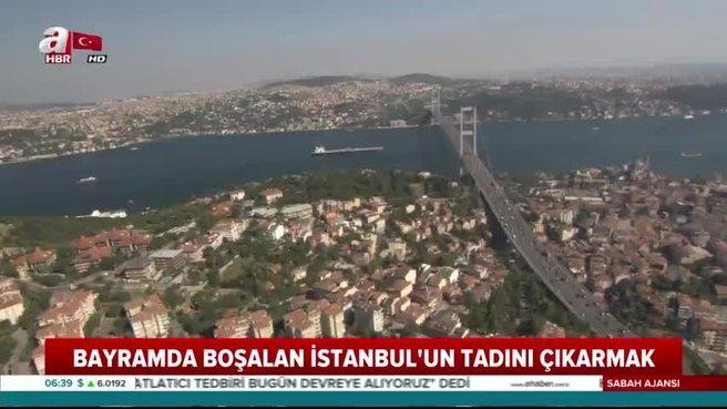 Bayram tatilinde İstanbul'da ne yapılır?