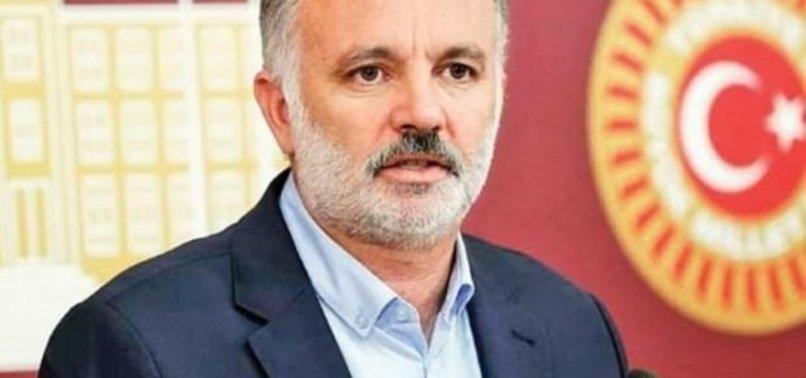 HDP'Lİ AYHAN BİLGEN'DEN İTTİFAK İTİRAFI