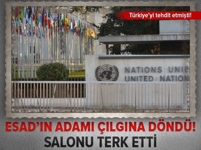CENEVRE'DE ESAD'IN ADAMI SALONU TERK ETTİ!