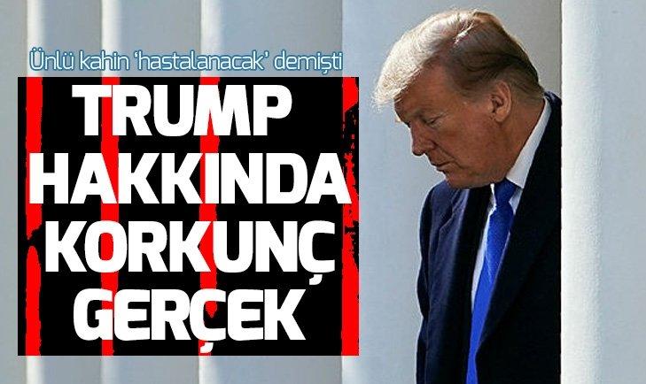 TRUMP HAKKINDA KORKUNÇ GERÇEK!