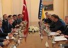 Başkan Erdoğan'dan Bosna Hersek'te önemli temaslar