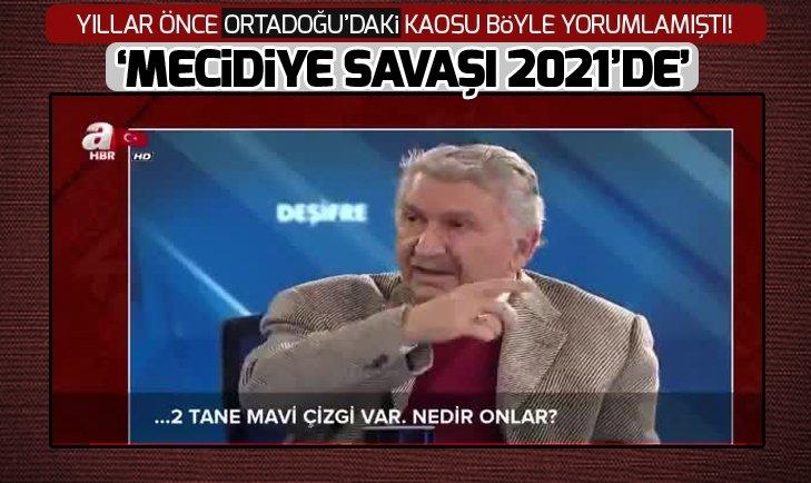 ''MECİDİYE SAVAŞI 2021'DE''