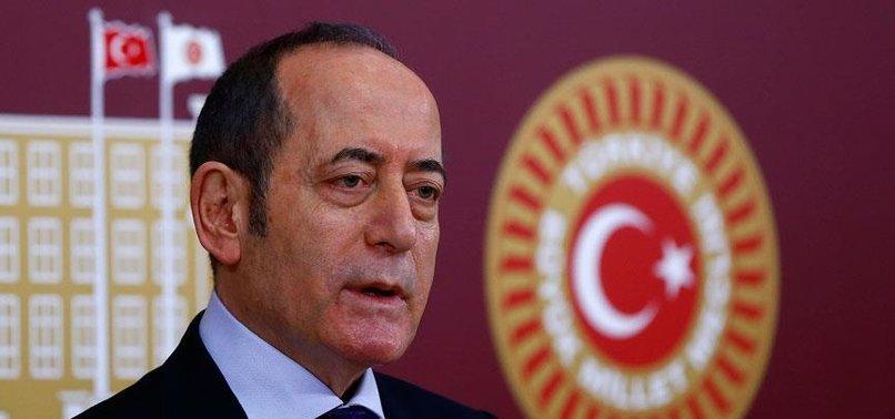 CHP'li vekil Mehmet Akif Hamzaçebi'den Ünal Çeviköz'e sert eleştiri: Yabancılardan çağrı beklemek züldür