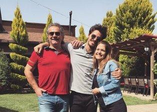 Oyuncu Berk Atan'ın ailesi İzmir depremine yakalandı! Yaşadıkları korkuyu anlattı…
