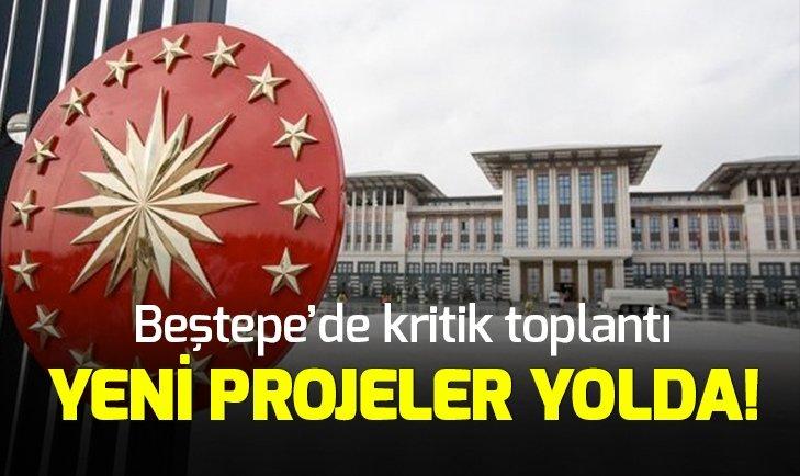 KÜLLİYE'DE KRİTİK TOPLANTI
