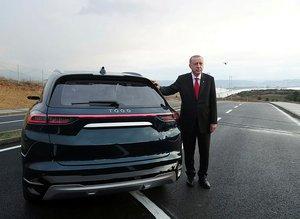 Başkan Erdoğan 18 Temmuz'da yerli otomobil fabrikasının temel atma törenine katılacak