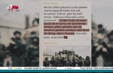 A Haber İdlib şehitlerini andı!