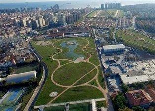 İstanbul'un millet bahçeleri açılıyor