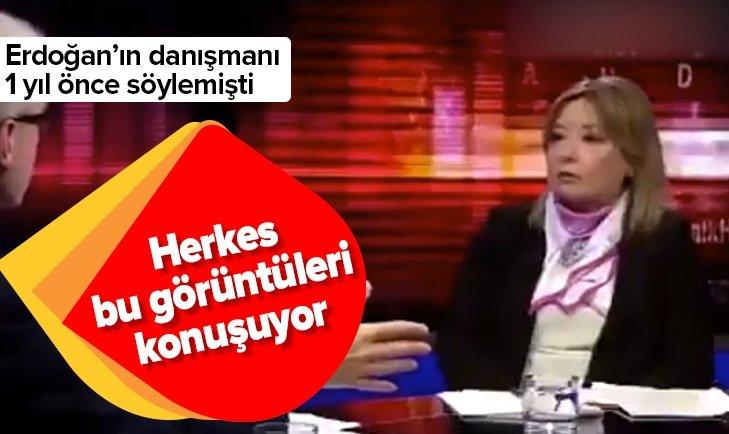 HERKES BU GÖRÜNTÜLERİ KONUŞUYOR!